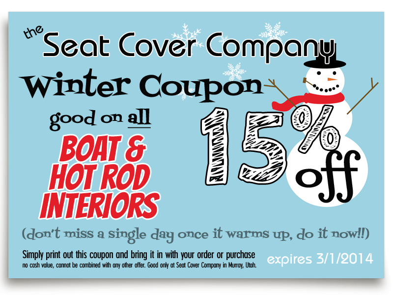 SeatCovercompany.com coupon